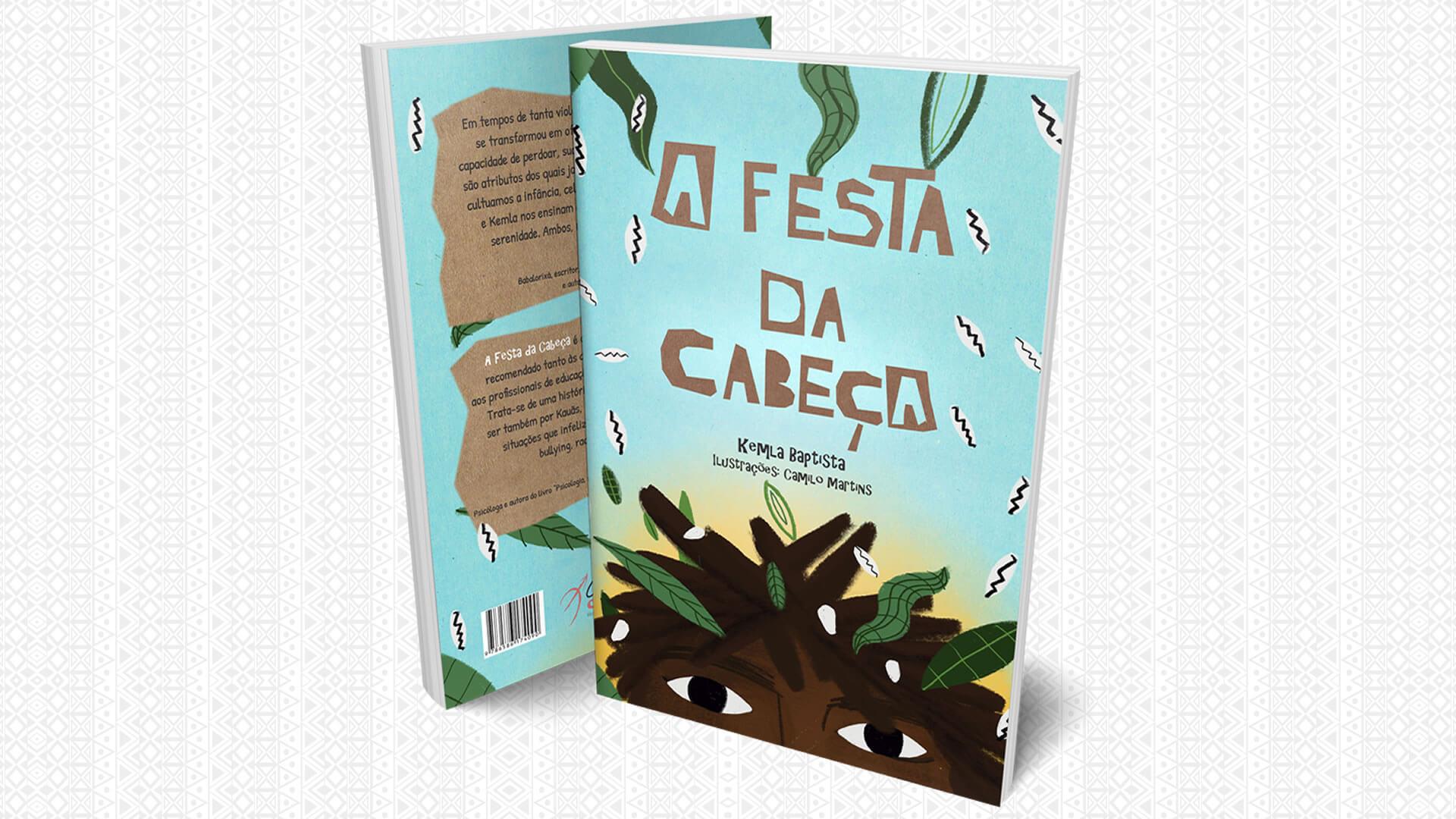Orixás Para Crianças | Escrito pela educadora, contadora de histórias e equede de Candomblé, Kemla Baptista, o livro é uma importante lição sobre auto-cuidado e a...