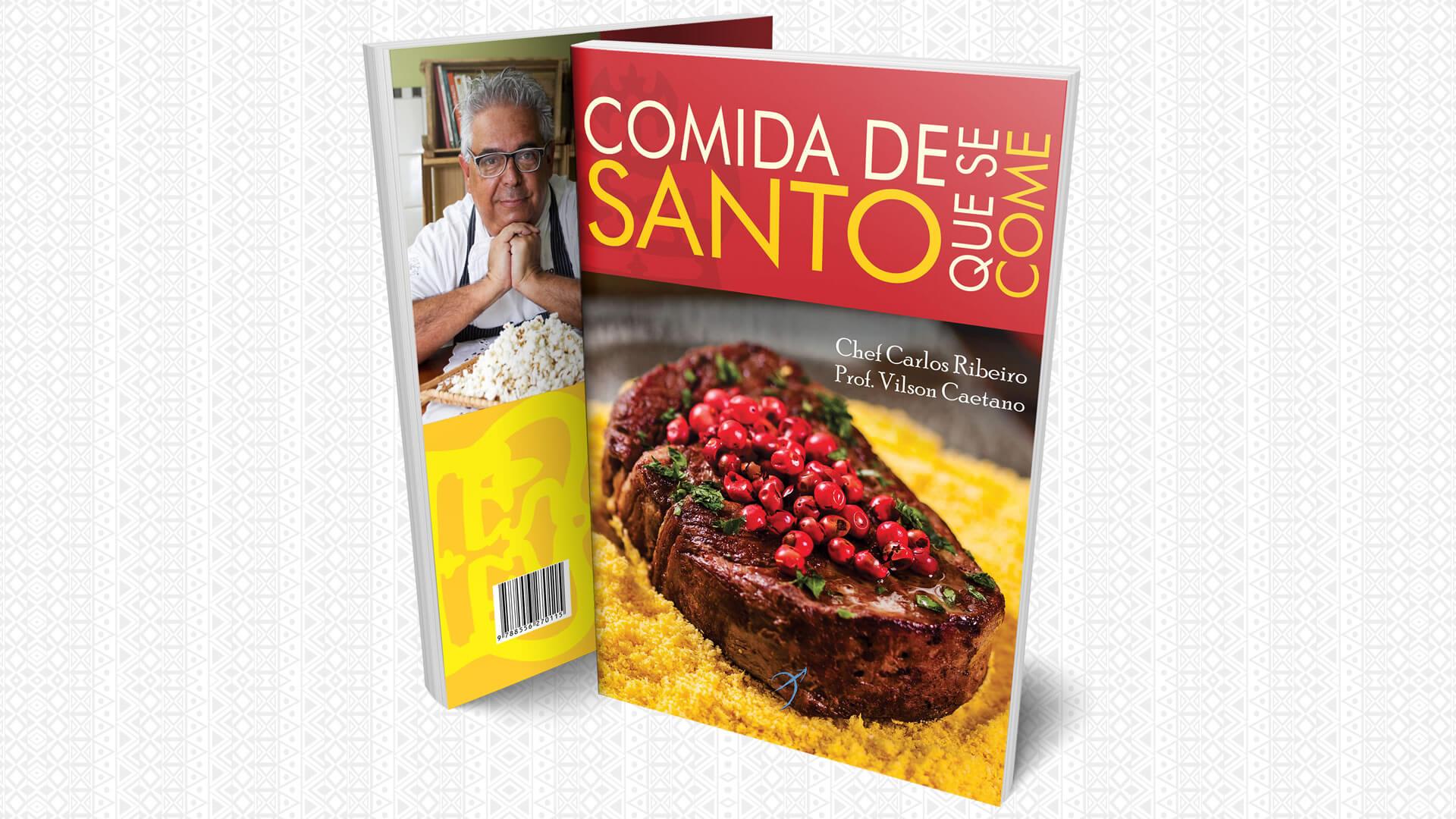 """Arole Cultural lança """"Comida de Santo que Se Come"""